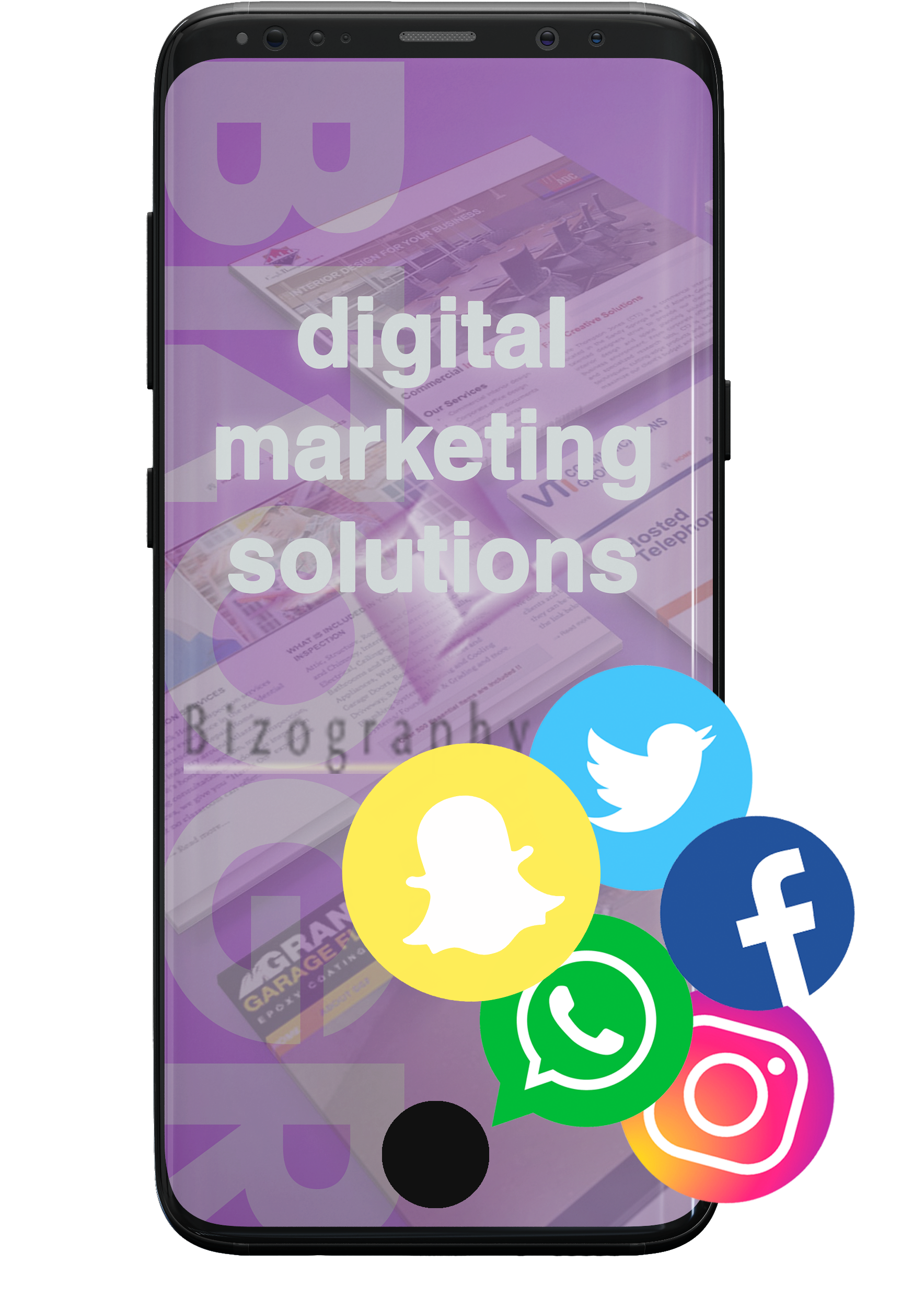 Bizography Digital Marketing Services