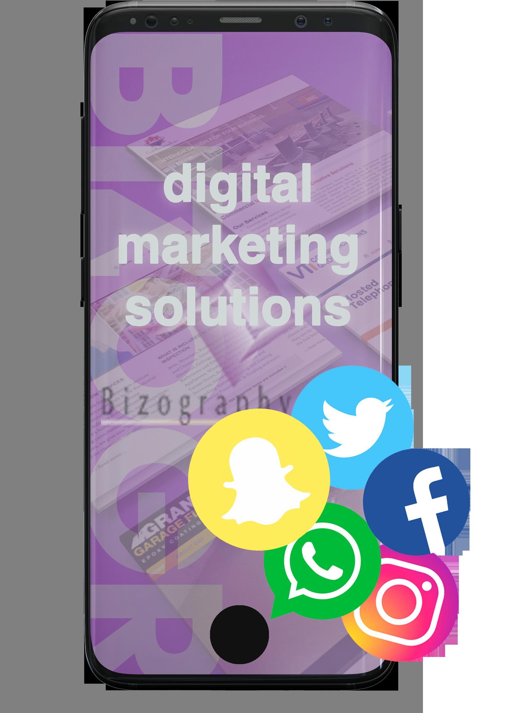 Bizography Digital Marketing Services