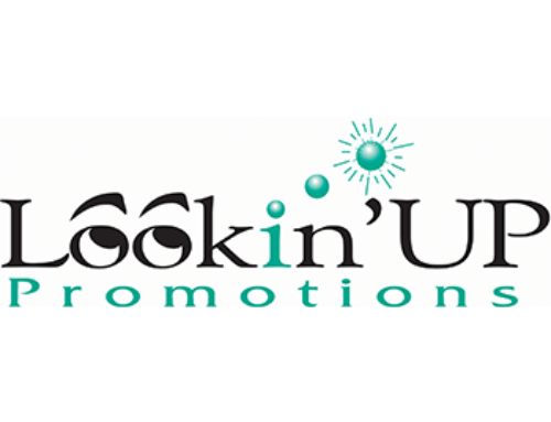 Lookin' Up Promotions Logo